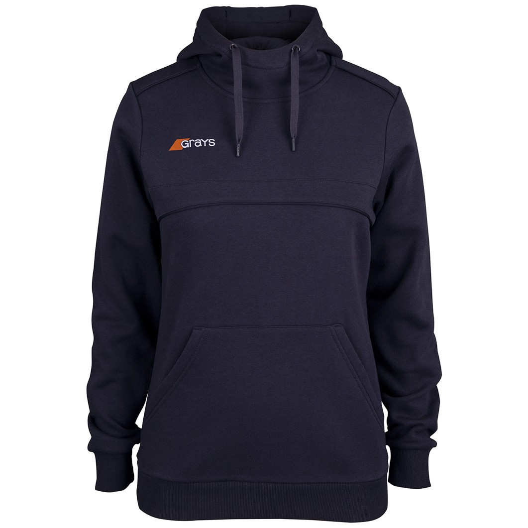 mikina Grays POINT HOODIE LAIDES NAVY - 8