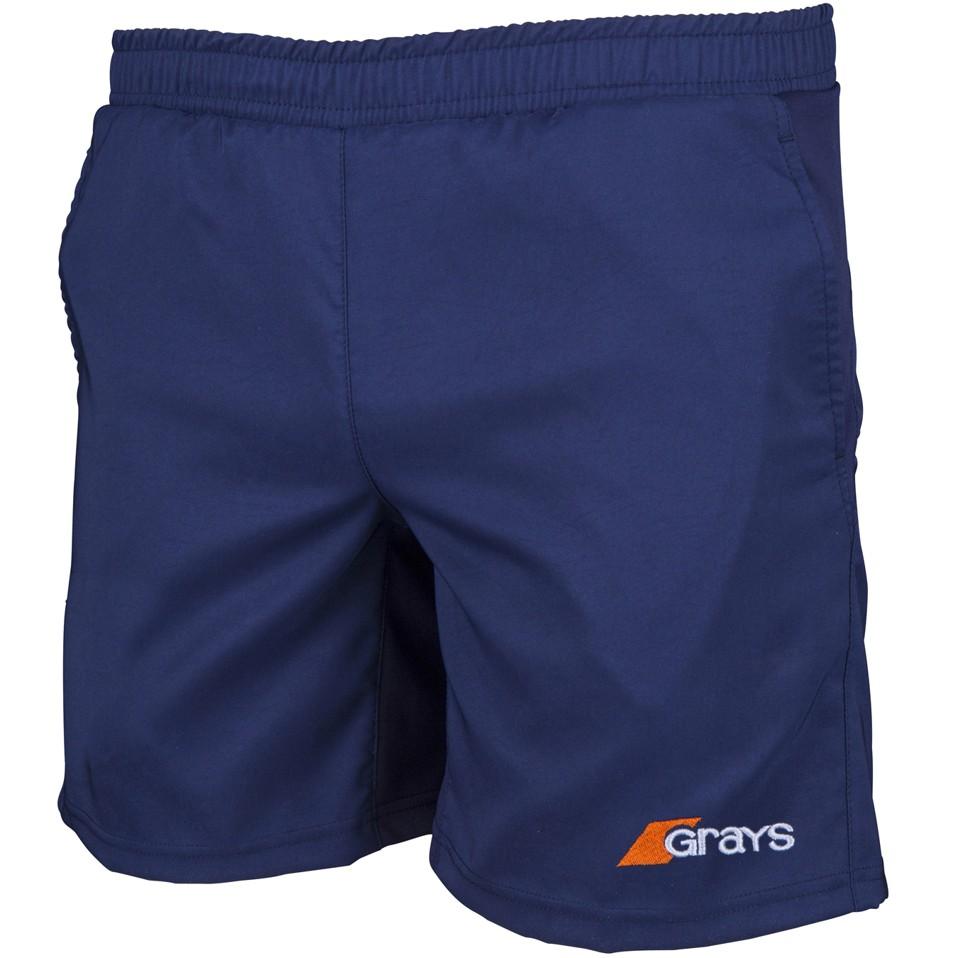 kraťasy Grays AXIS BLUE JUNIOR - 5-6