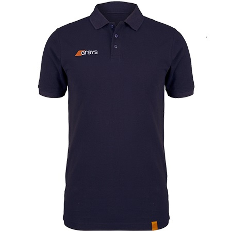 polokošile Grays TANGENT NAVY JUNIOR - 7-8